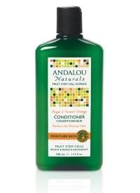 Кондиционер для увлажнения сухих волос «Арган и сладкий апельсин»