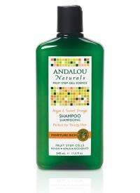 Шампунь увлажняющий для сухих волос «Арган и сладкий апельсин»